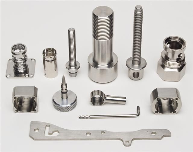 Custom CNC Machining Parts Service High Precision Engineering Components