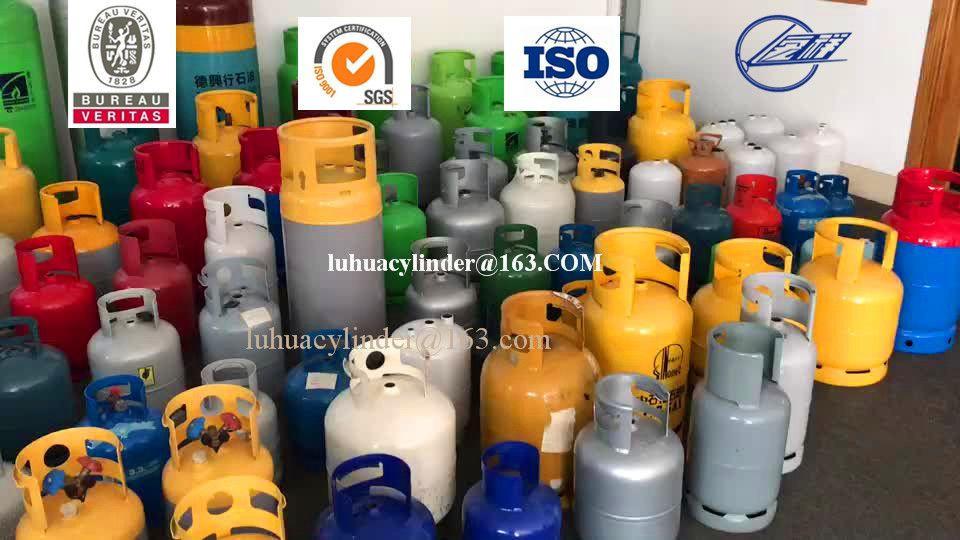 15kg household gas cylinder