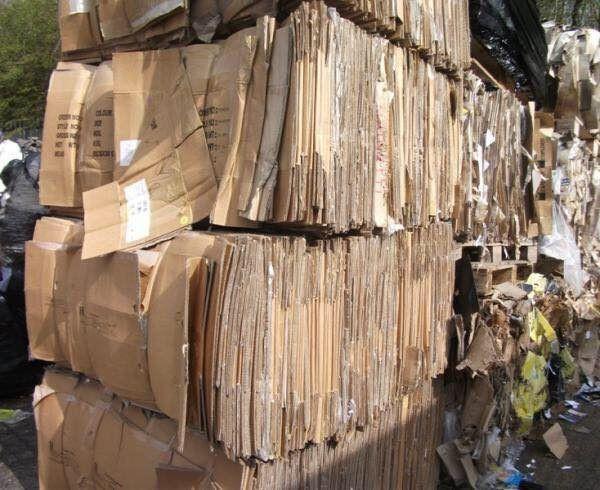 OCC Waste Paper Scrap.