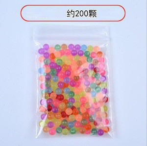 2019 DIY Water Mist Magic Beads Toys For Children Animal Molds Hand Making Puzzle Kids Educational Toys Spell Replenish Beans