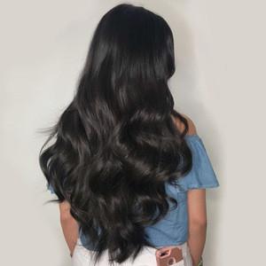 Alimina Top cuticle mink raw virgin brazilian cuticle aligned hair, remy 100 human hair, all cuticle aligned virgin hair