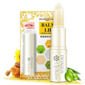 BIOAQUA Organic Wholesale Moisturizing Nourishing Honey Lip Balm