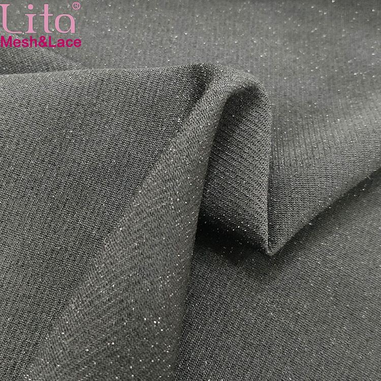 Lita 2018BY# nylon-spandex  elastic mesh fabric good quality net fabric