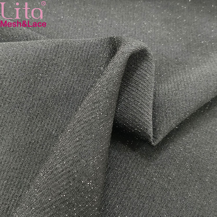 Lita 2018BY# nylon-spandex  elastic mesh fabric good quality net fabric