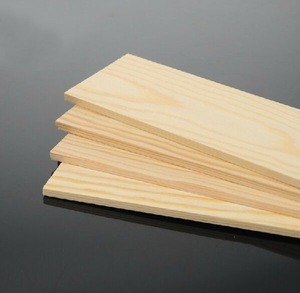 Building Materials Solid wood board,Kids toy unfinished wooden boards for crafting project