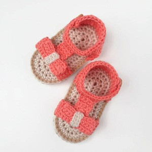 Coolwin 2017 fashionable knitted unisex baby shoes