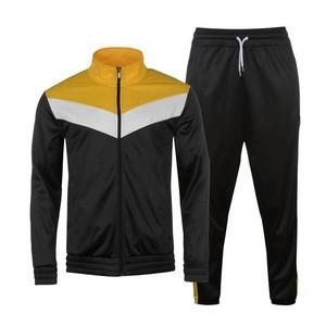 Custom High school Zip Up school uniform Training Tracksuits for school