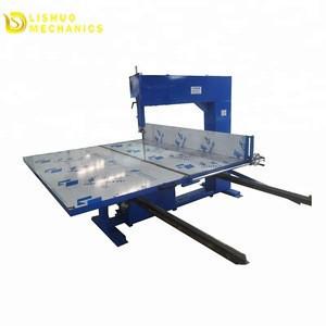DongGuan LiShuo LS-4L2 Vertical Sponge Foam Cutting Machine