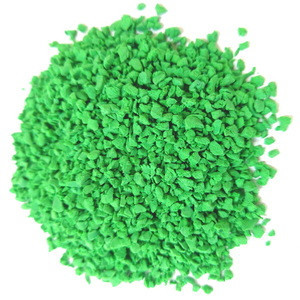Eco-friendly Wholesale Hot Sale Color Rubber Granules Crumbs Epdm For Playground