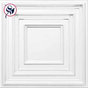Factory custmozied new design modernwaterproof and fireproof  pvc ceiling tiles with high quality OEM