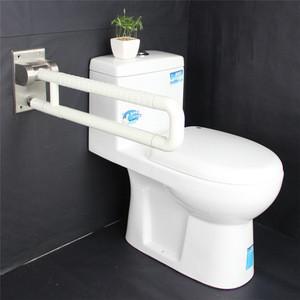 Factory Price Nylon  Handrail Bathroom Safety Grab Bar Toilet/Grab Bar for disabled