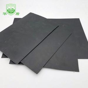 Fish Ponds Plastic Geomembrane Sale Black Green Waterproof Geomembrane