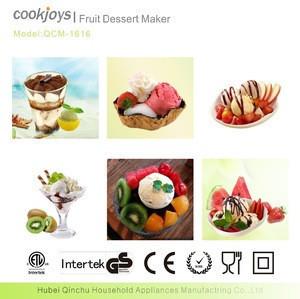 GS CE CB ETL Ice Cream Snack Maker Machine