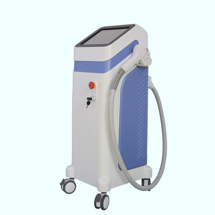 hair removal diode laser 755nm 808nm 1064nm professional laser hair removal machine for sale
