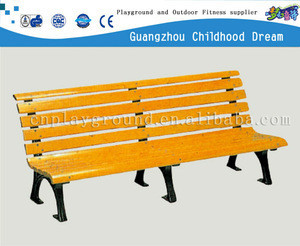 (HD-20001)Outdoor long wood benches