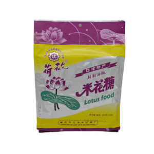 Healthy chinese snack rice cracker cookies RICE SUGAR