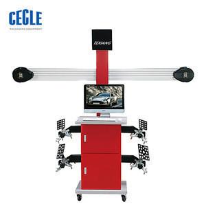 High quality automatic Portable truck car wheel alignment, high precise Hot 3D car alignment machine