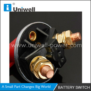 High quality battery main switch for generator, truck, car