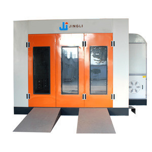 High Quality portable outdoor cabinet Spray Booth Price for Sale
