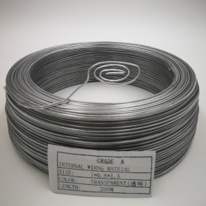 In bulk wholesale roll finalize the design head band hair band cap-strip aluminum wire