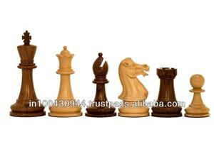 K008- Reykjavik Style Chess set