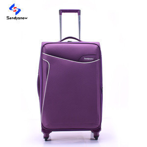 Made in china trolley bag new design travel luggage bag