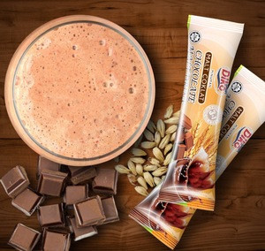 Malaysia Cocoa Drink Powder with Milk and Sugar 1.5kg x 6tins