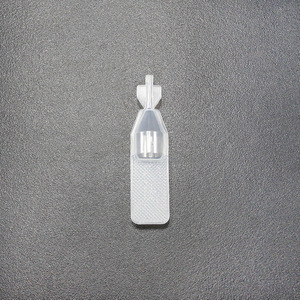 Medical Laboratory Disposable Buffer Container / Single Use Liquid Air Tight Container POCT Bottle