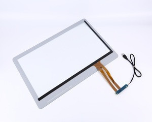 New product 21.5 inch touch screen all in one aio pc/computer i3/i5
