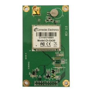 OEM/ODM SiRF Star IV GPS Module Ct-G340 MCX Connector GPS engine board