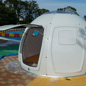 Outdoor Transparent  Eco Living Camping Dome Green House for Glamping Tent/ Sunroom / Hotel