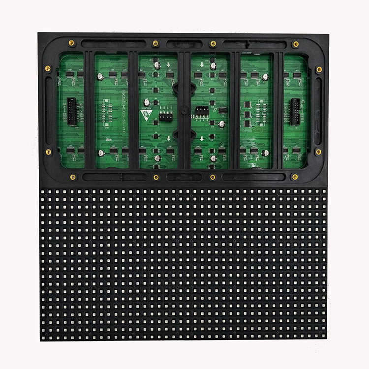 P8 full color outdoor led modules