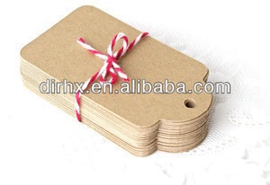 Perfect Merchandise Tags, Gift Tags, Scrapbooking / Art Projects and More