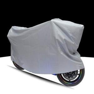 PEVA Anti Dust Waterproof UV Coated Indoor Outdoor Protection Motorcycle Cover