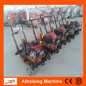 Road Marking Paint Remover Machine