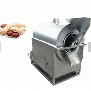 Save the labor time high efficiency ethiopian rosting machine with indian price
