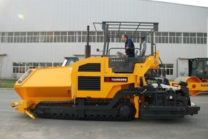 SINOMACH Road Construction Machinery 138kW asphalt Paver WTD7501 FOR SALE