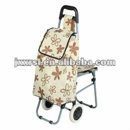Spring 2012 hot sell easy carry trolley shopping cart wheel