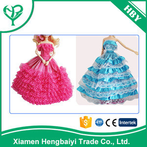 Toy Accessory Clothing Custom Doll Dress For Sale