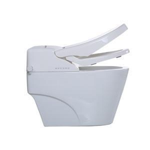 White Japanese electric american standard toilet bowl