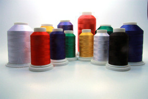 Wholesale 40/2 polyester sewing thread 100M
