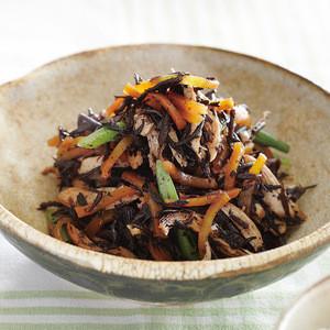 0.03kg Japan wholesale dried bulk hijiki seaweed for sale in bag