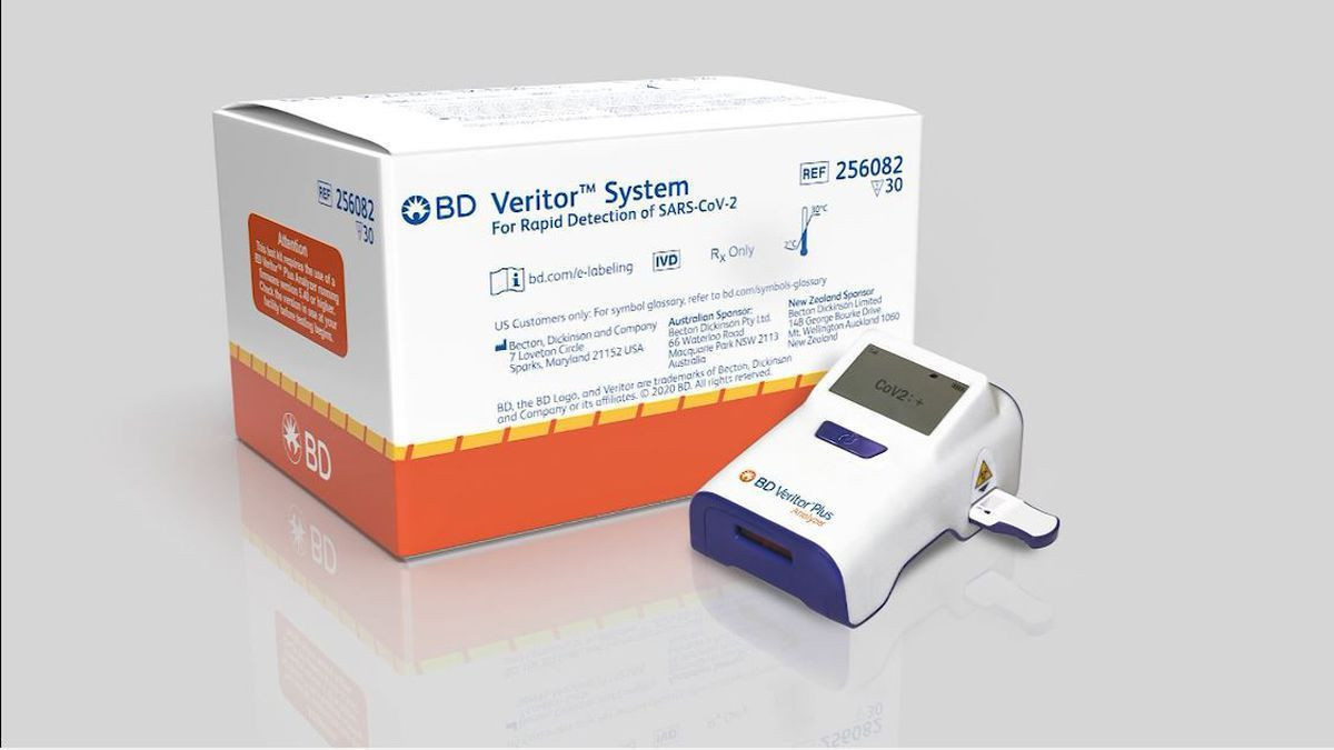 COVID-19 Antigen test kit For  pretest before antibody WITH CE