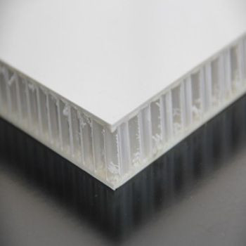 Thermoplastic Sandwich Panels for Decoration