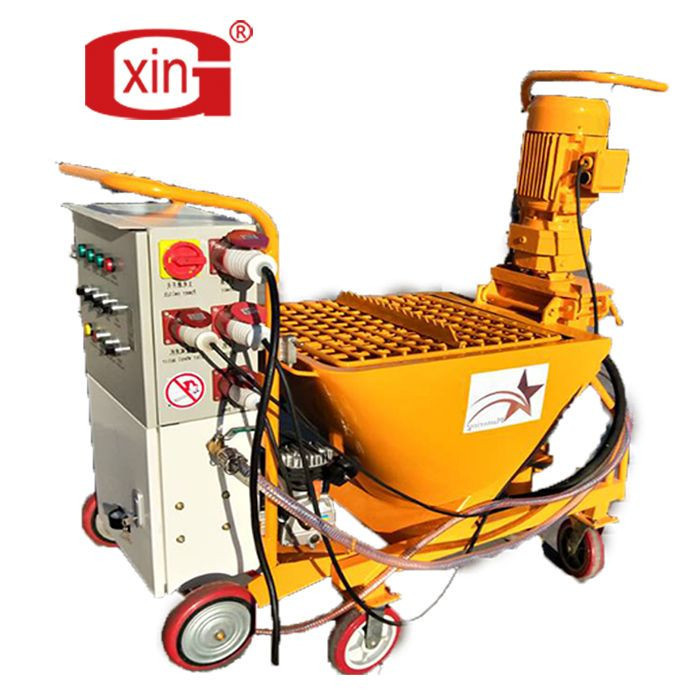 N5 concrete spraying machine