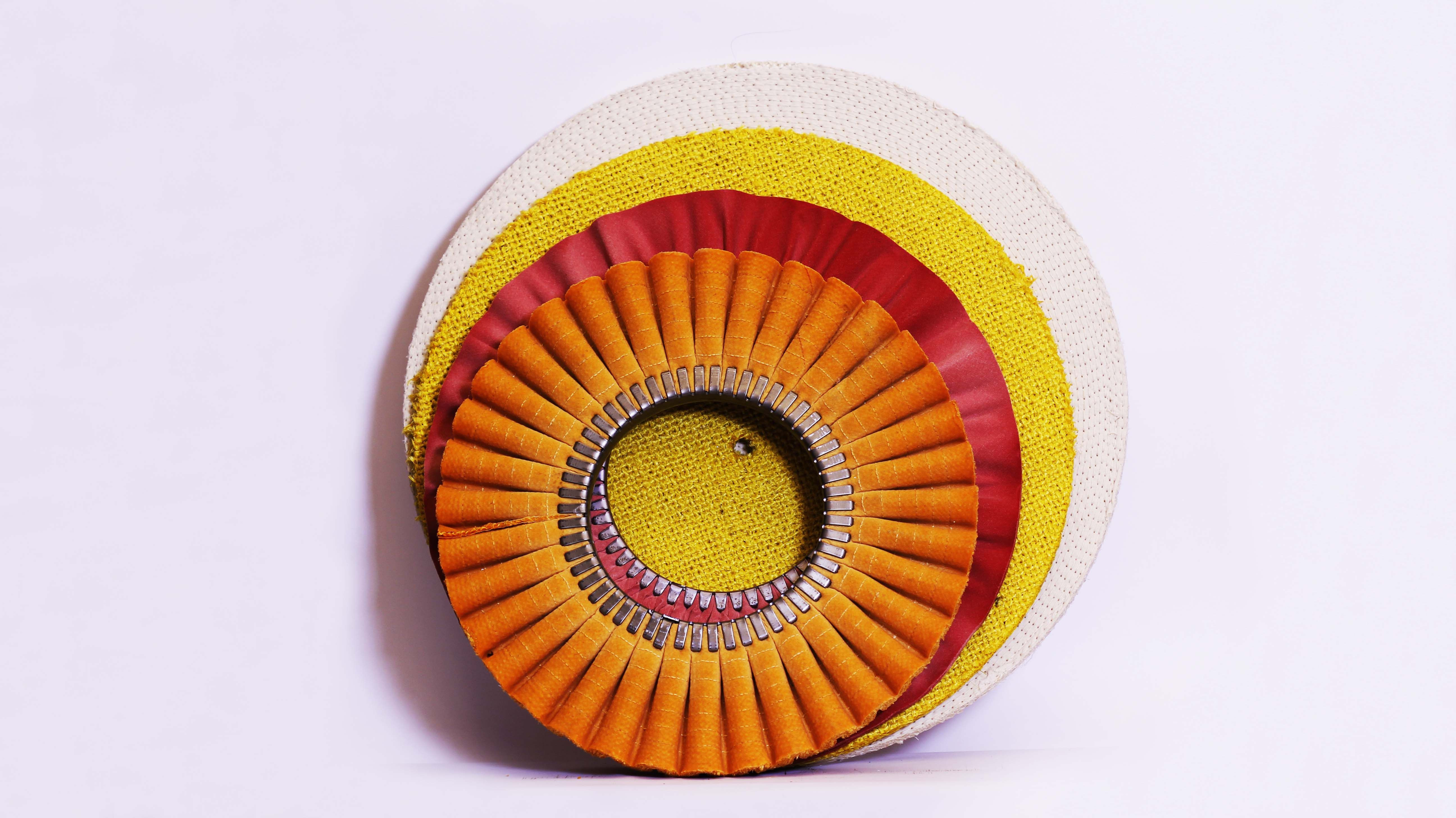 Buff Wheel, Grinding Wheel, Sisal Buff