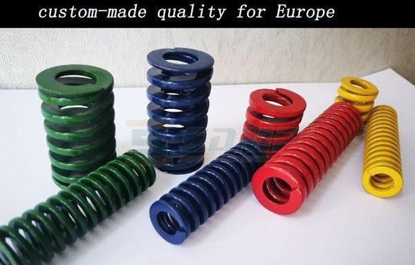 Die mould spring ISO12304 standard spring