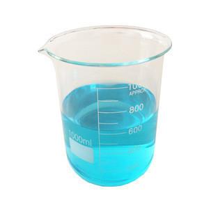 1L Lab Borosilicate Glassware Glass Beaker Supplier