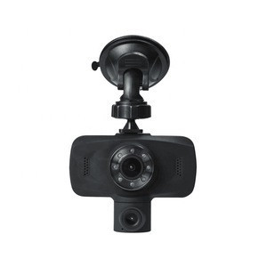 2019 new arrival CA65 built-in G-sensor night vision car black box dual lens dahs camera hd 1080p
