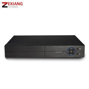 5 in 1 5mp 4 ch AHD CVI TVI H.264 IP onvif network cctv recording DVR
